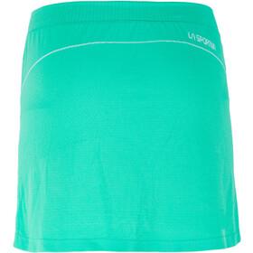 La Sportiva Andromeda - Short running Femme - turquoise